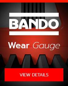 Bando Wear Gauge