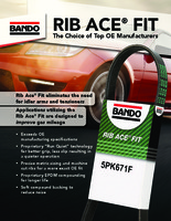 Rib Ace Fit flyer