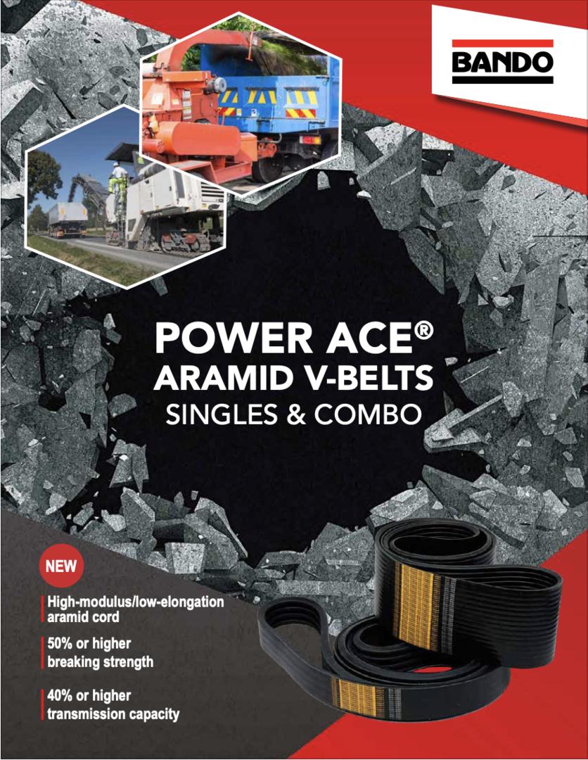 Power Ace Aramid brochure