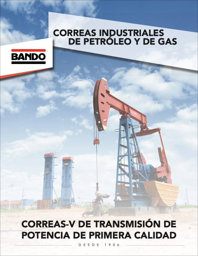 Oil and Gas Industrial Belt - Spanish