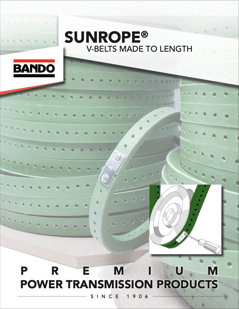 Sunrope brochure