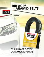 Bando Rib Ace Aramid flier