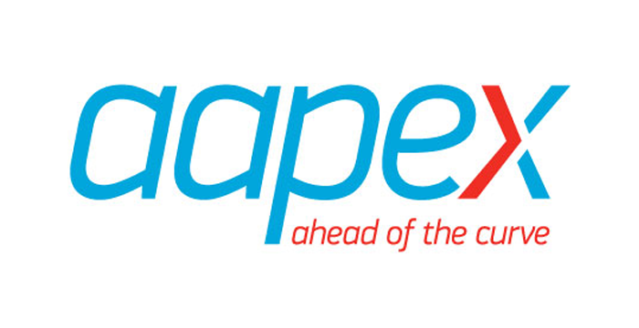 AAPEX logo
